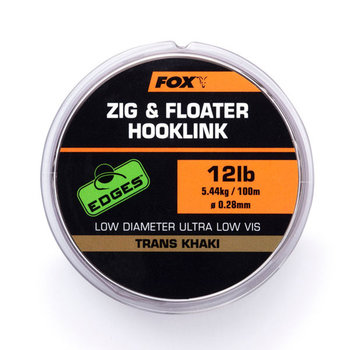 FOX Edges Zig & Floater Hooklink