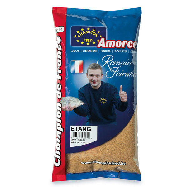 Champion Feed Champion De France Vijver