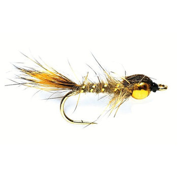 Fulling Mill Gold Nugget GRHE Nymph Natural