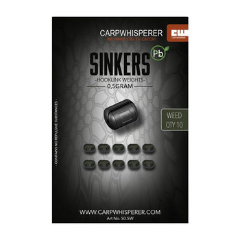 Carp Whisperer Pop-Up Sinkers