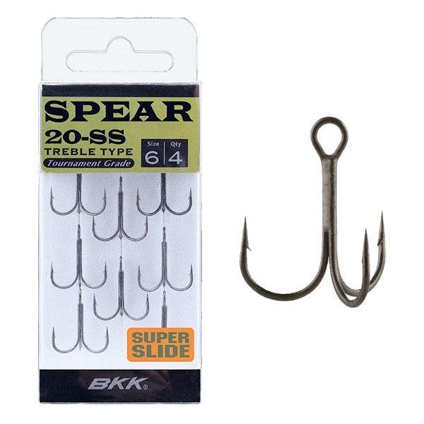 BKK Spear 20-SS Treble Hook