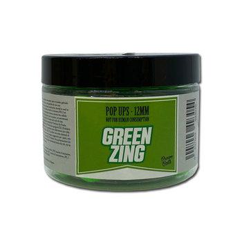 Dream Baits Green Zing Fluo Pop-ups