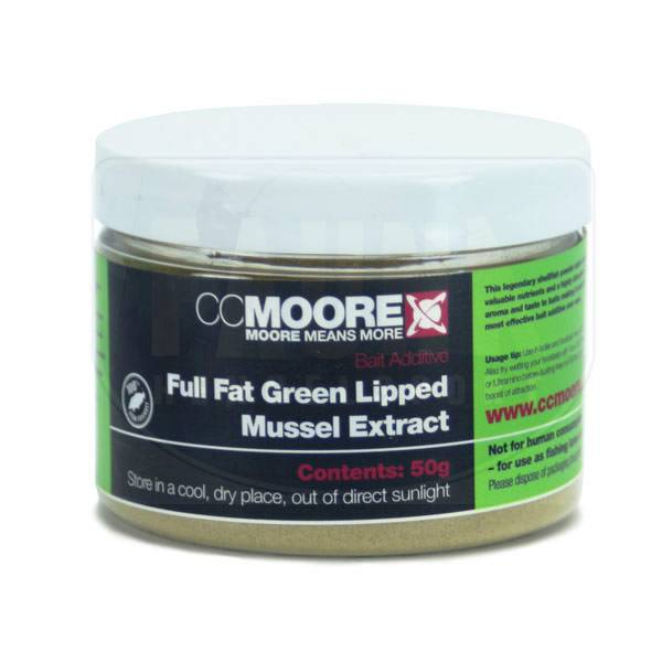 CC Moore Full Fat Green Lipped Mussel Extract