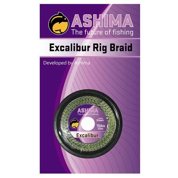 Ashima Excalibur Rig Braid