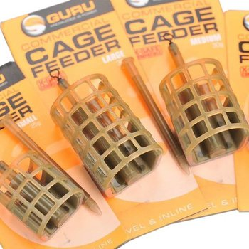 Guru Commercial Cage Feeder
