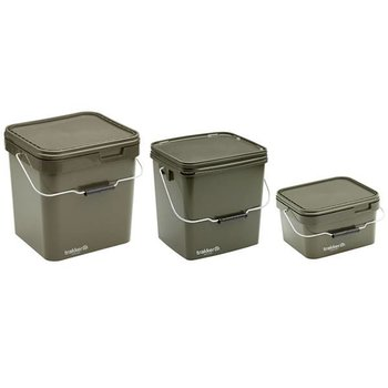 Trakker Olive Square Container