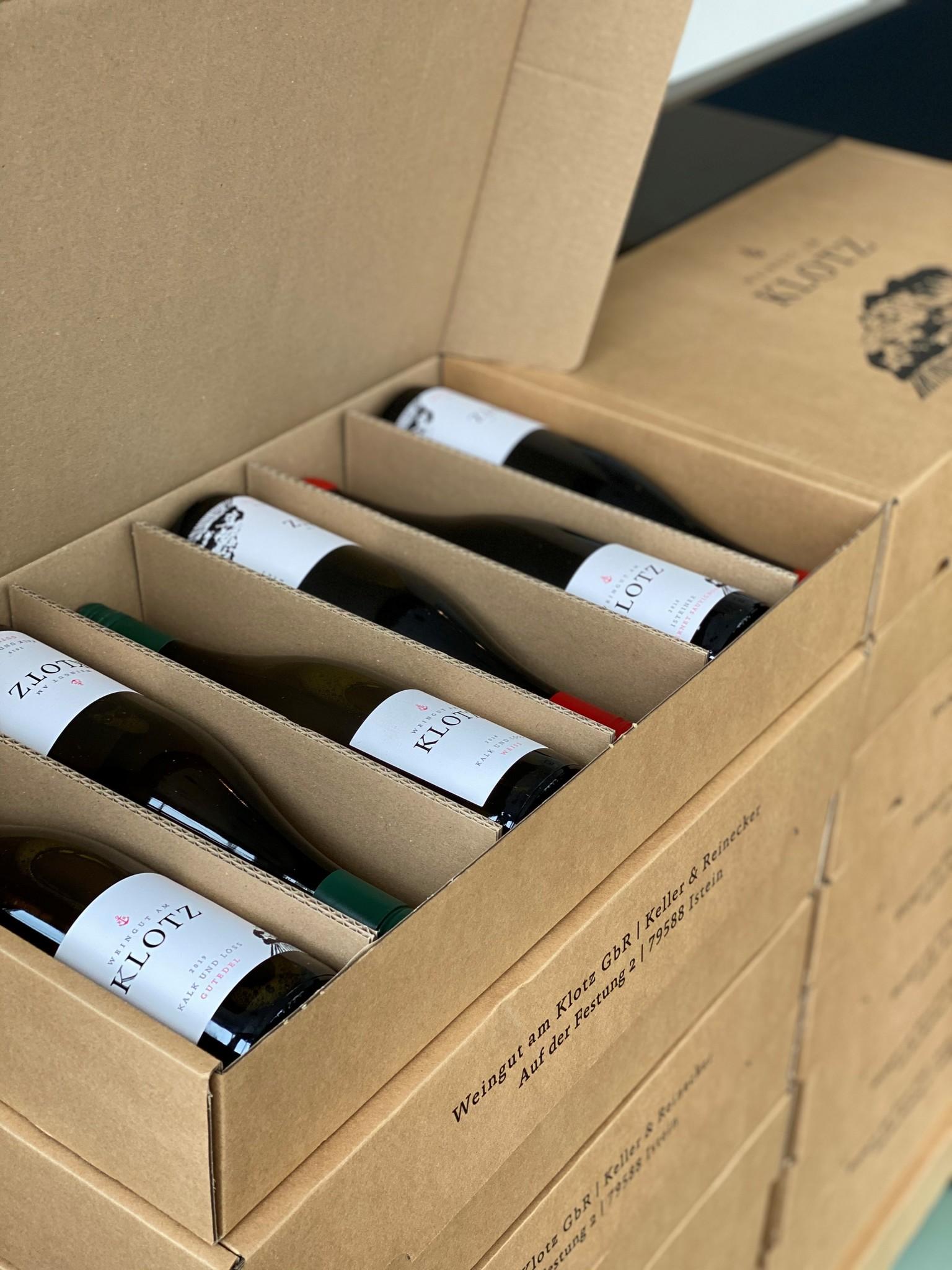 Weingut am Klotz Weinset Weingut am Klotz - 6 Flaschen