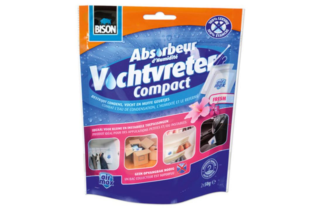 Bison Vochtvreter Compact Fresh 2x 50g Doe Het Zelf Discount