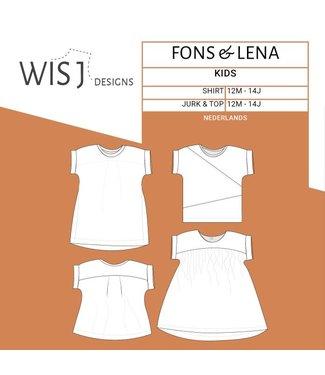 Wisj Wisj - Fons & Lena (80-164)