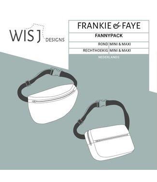 Wisj Wisj - Frankie & Faye fannypack