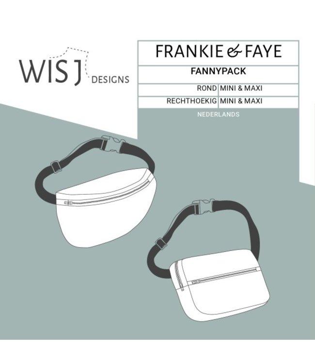 Wisj - Frankie & Faye fannypack