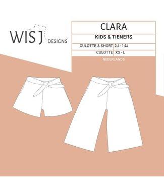 Wisj Wisj - Clara culotte & short