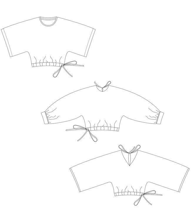 Bel'etoile - Vita blouse (32-48)
