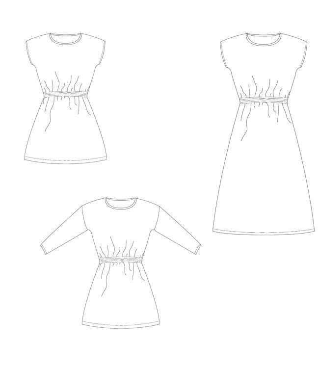 Bel'etoile - Lux jurk (32-48)