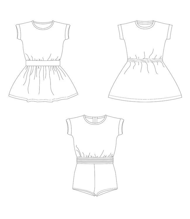 Bel'etoile - Lux jurk (80-164)