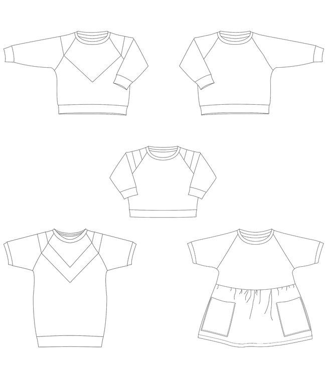 Bel'etoile - Isa sweater (80-158)
