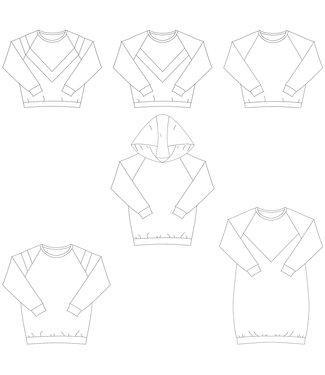 Bel'Etoile Bel'etoile - Isa sweater (32-48)