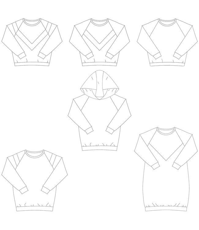 Bel'etoile - Isa sweater (32-48)