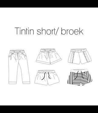 Iris May Iris May - Tintin broek