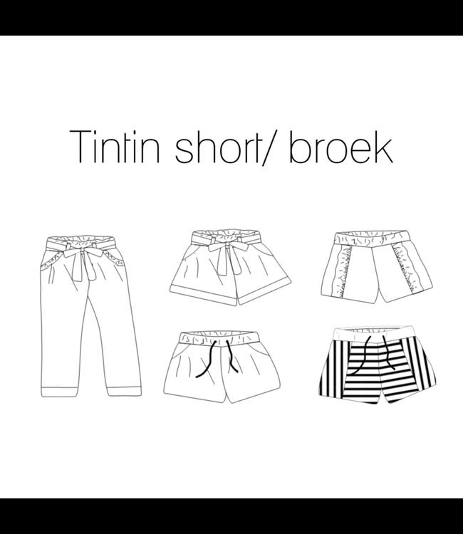 Iris May - Tintin broek