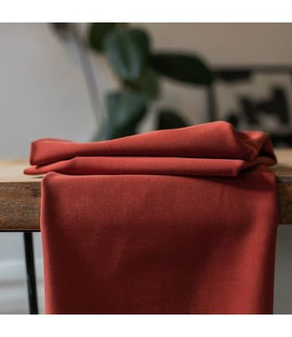 MeetMilk Soft stretch twill - cider
