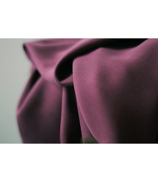 MeetMilk Tencel sandere twill - maroon