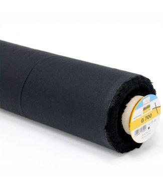 Vlieseline G700 - zwart