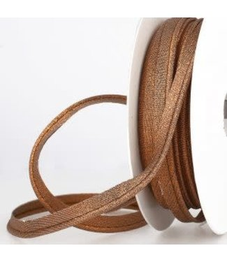 Paspel - lurex brons