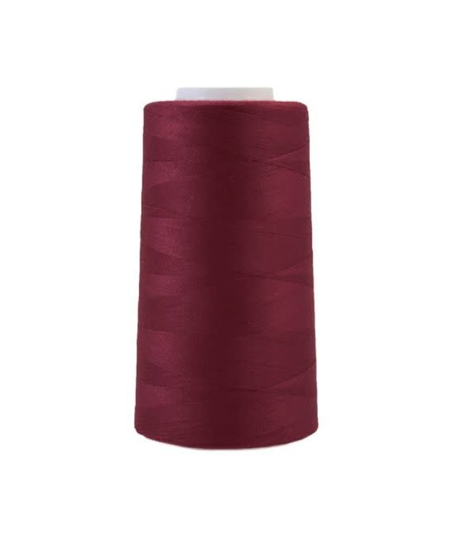 Lockgaren wijnrood 763
