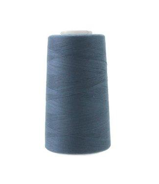 Lockgaren jeansblauw 027