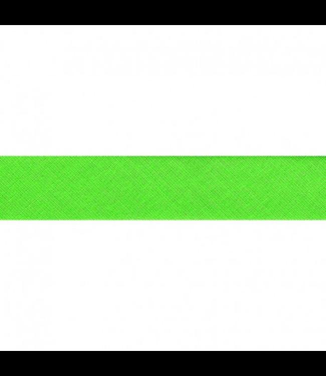 Biais - neon groen