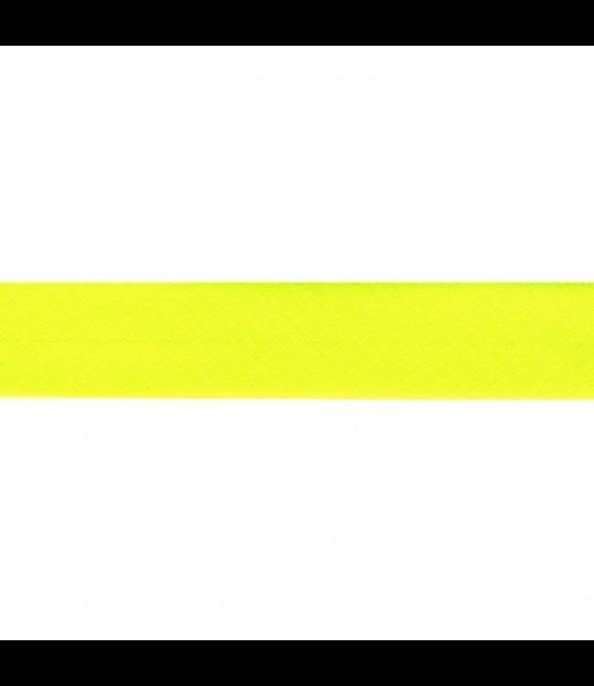 Elastiek - fluo geel