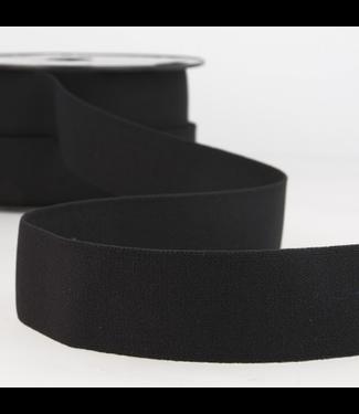 Boxershort elastiek - zwart