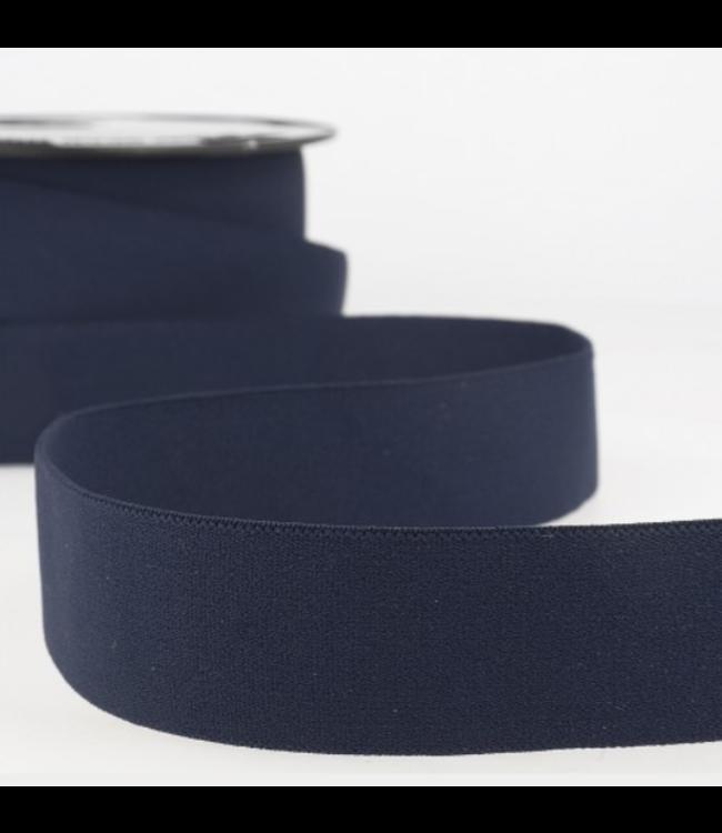 Boxershort elastiek - marine