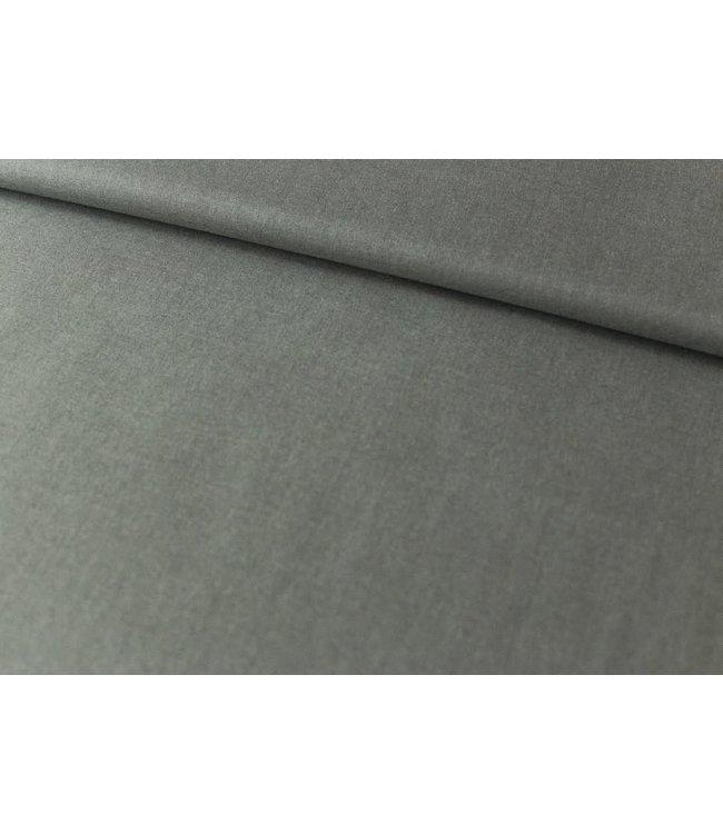 Broekencrêpe - grijs