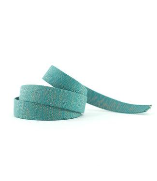 See You At Six SYAS15 Tassenband slate blauwgroen