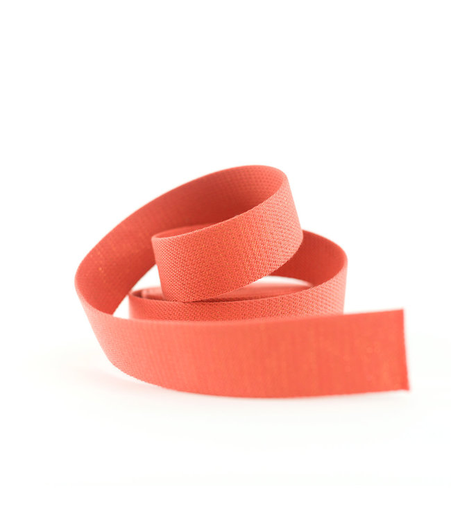 SYAS15 Tassenband donker persimmon
