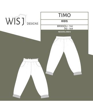 Wisj Wisj - Timo  (92-164)
