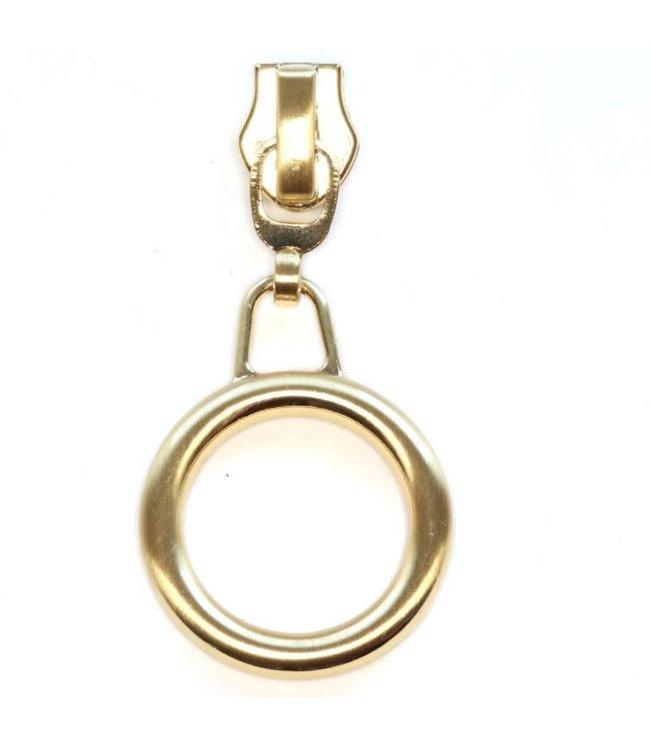 Runner ring #5 - goud