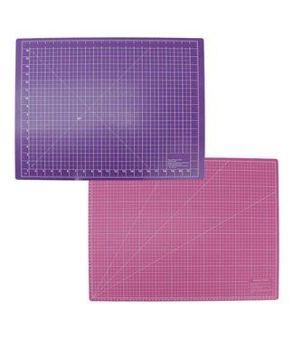 Snijmat 45X60 paars roze