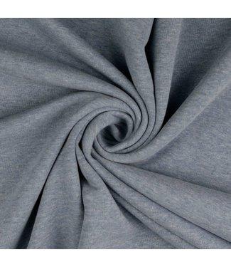 Sweater melange - blauw