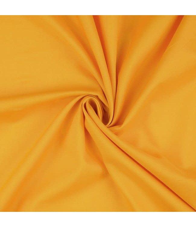 Katoen - zacht oranje