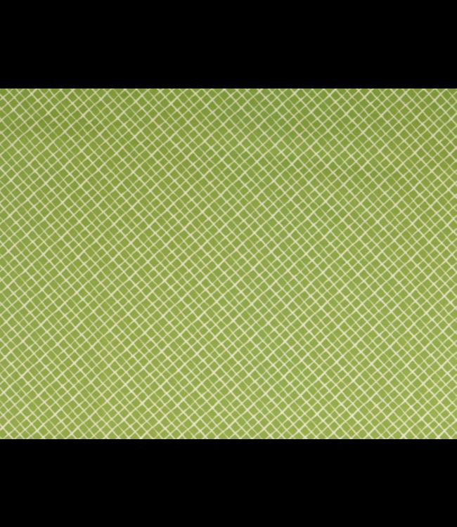 Mini vierkant - groen
