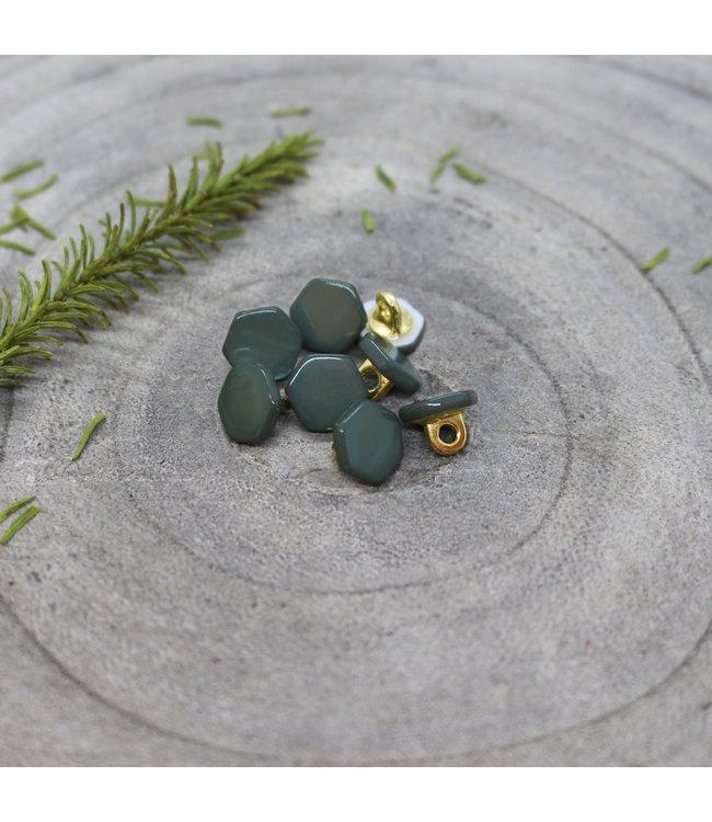 Atelier Brunette Quartz buttons cedar 10mm