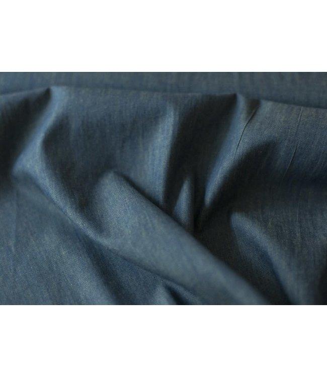Jeanslook - groen