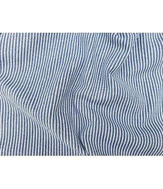Jeanslook strepen