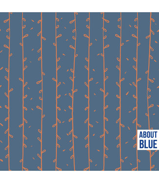 About Blue Fabrics Let's get lost - grow slow