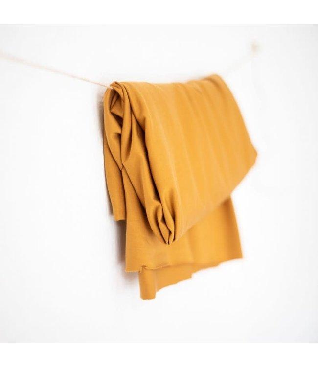 Tencel knit - mustard
