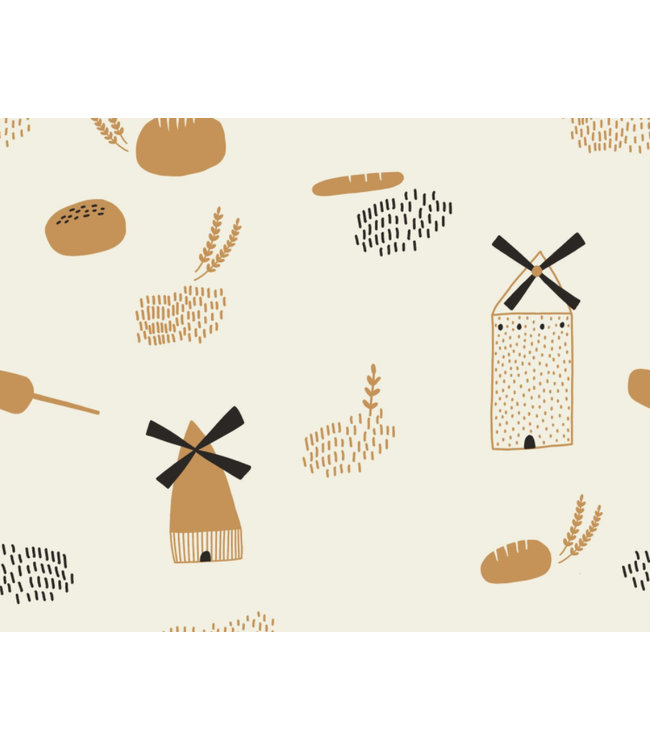 Bread origin - poplin