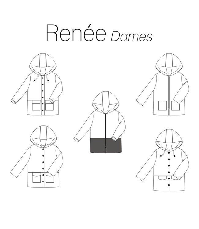 Iris May - Renee jas dames